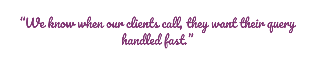 handle fast quote